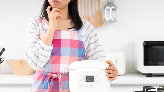 炊飯器は何ゴミに分類される?
